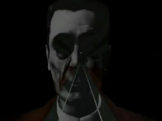How to kill Gman in the Half life 2 intro