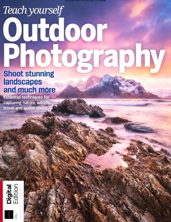 Teach Yourself: Outdoor Photography -June 2019