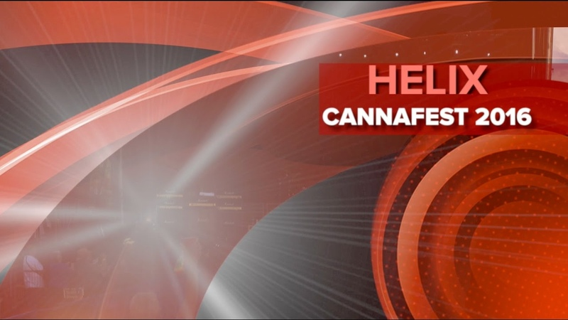 CANNAFEST 2016 HELIX by CANNAFEST TV