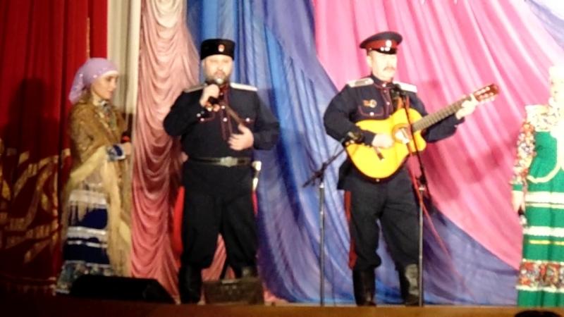 Казачья душа, выступление на фестивале национальных культур г.Кимры
