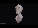 Проект студентки Skills Up School Марии Копысовой (online-курс Основы 3D моделирования)