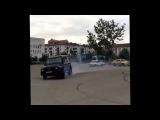 Галендваген 5.5 дрифтует.г.Грозный.Mercedes-Benz G55 drift.