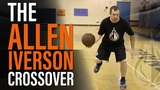 How To Do The Allen Iverson Crossover with Coach Drew Hanlen