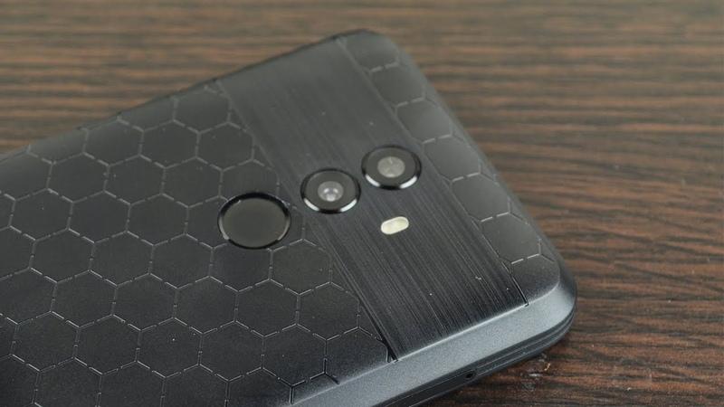 Homtom S99 - обзор автономного смартфона с интересным дизайном!
