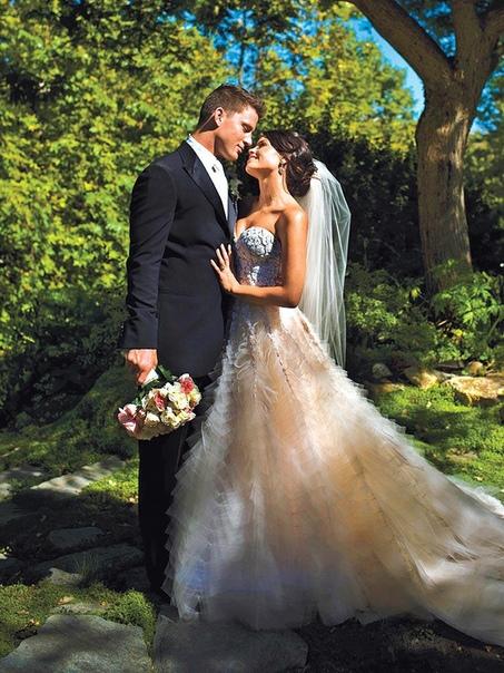 Ченнинг Татум и Дженна Деван Встречались с 2006. В браке с 2009 по 2018. Дочь Эверли