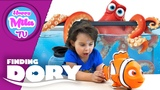 Interaction Nemo Finding Dory Disney Pixar Thinkway Toys HappyMilaTV #159