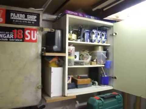 Бабоубежище. Или экскурсия в мой гараж...