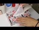 Салфетки косметические бумажные