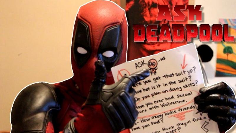 ASK DEADPOOL 1 Wolverine Replica Suit Chimichangas
