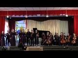 Концертино Донецк, ШИ №7, Конкурс Волшебный мир искусства 2018, 1 е место