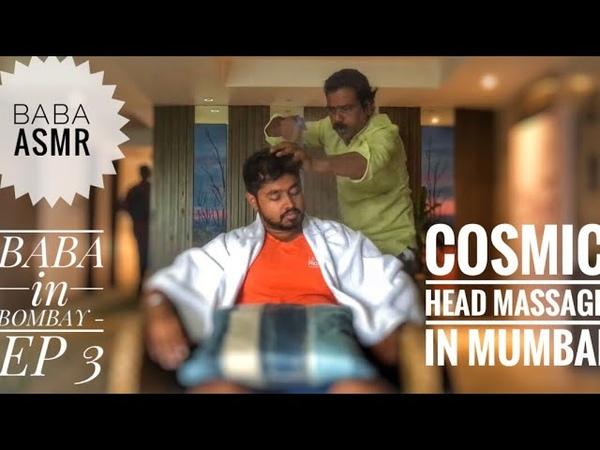 Baba Greatest Head Massage Face Massage|Cosmic Massage|ASMR