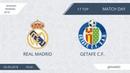 Real Madrid 1:4 Getafe C.F., 17 тур (Испания)