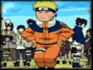 Naruto, Sakura, Sasuke,Gara  funny joke to tori can laugh all people