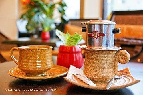 Вьетнамский кофе в Анапе