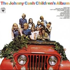 Johnny Cash альбом The Johnny Cash Children's Album