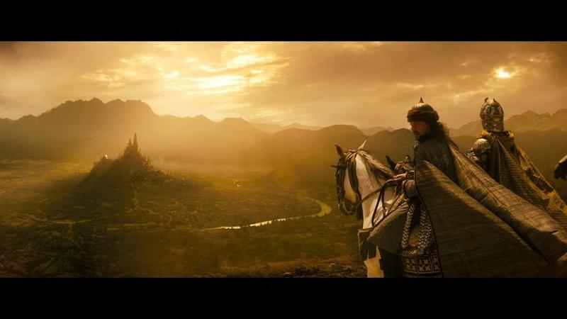 Священный город Аламут. Принц Тас собирает совет. HD