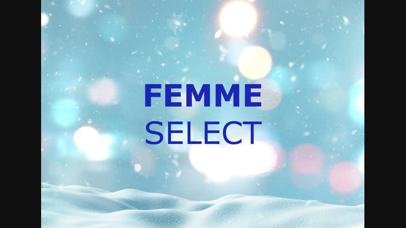 FEMME | SELECT | FROZEN VOGUE BALL