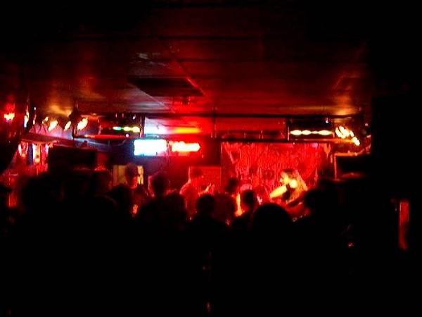 SAPROGENIC - LIVE @The Berlin Music Pub 03/16/2013