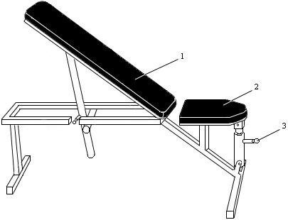 Скамейка для жима лежа своими руками чертежи