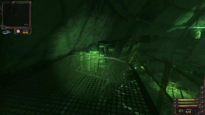 Lost Alpha (часть 15) - Запутанные подземелья Припяти