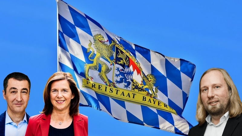 Die Grüne Fraktion in Bayern stark Von Anfang an ein Problem welches sich von selbst lösen wird!
