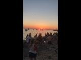 Sunset @ Cafe Del Mar