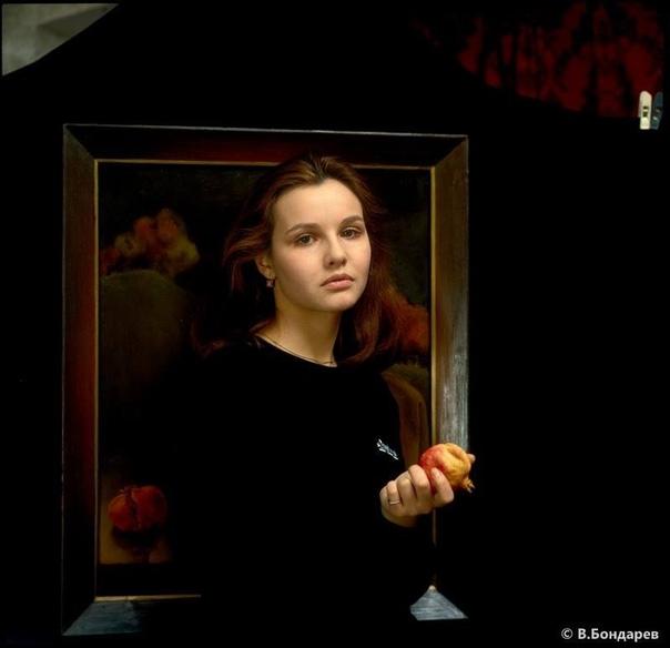 Подборка фото-портретов советских актрис.
