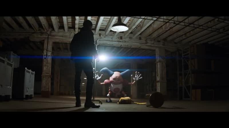 Покемон. Детектив Пикачу - Трейлер (англ.)