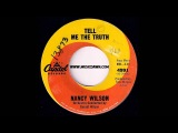 Nancy Wilson - Tell Me The Truth Capitol 1963 Pop Oldies 45