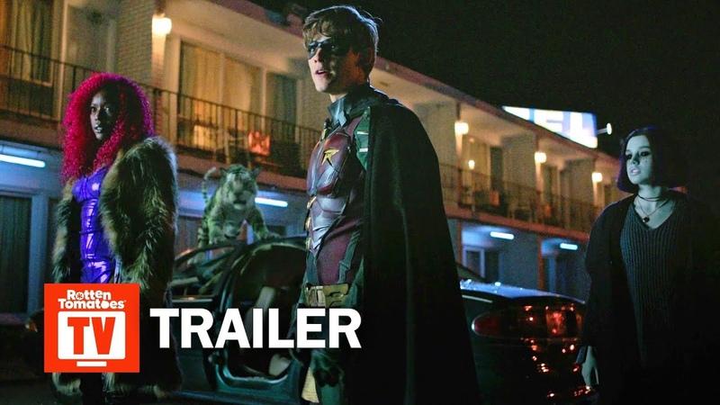 Titans Season 1 NYCC Trailer   Rotten Tomatoes TV