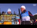 Motivation Video Petra Majdič vancouver 2010 winter olympic games NEVER GIVE UP