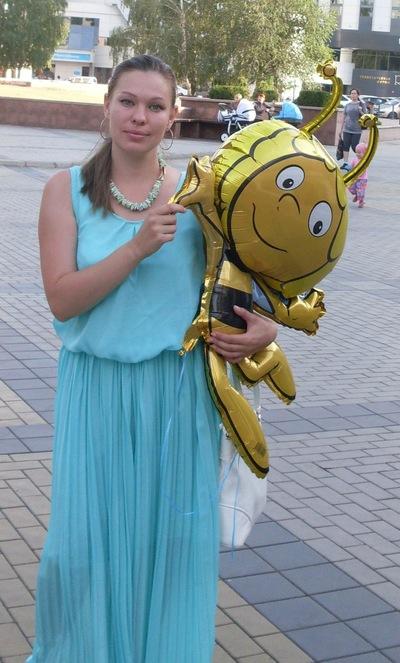 Анастасия Байбородина, 19 июля , Казань, id17047256
