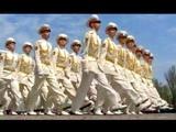 Военный парад 9 мая 2011. Одесса