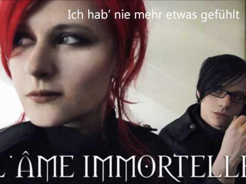 L`Ame Immortelle Nur du (mit Lyrics)