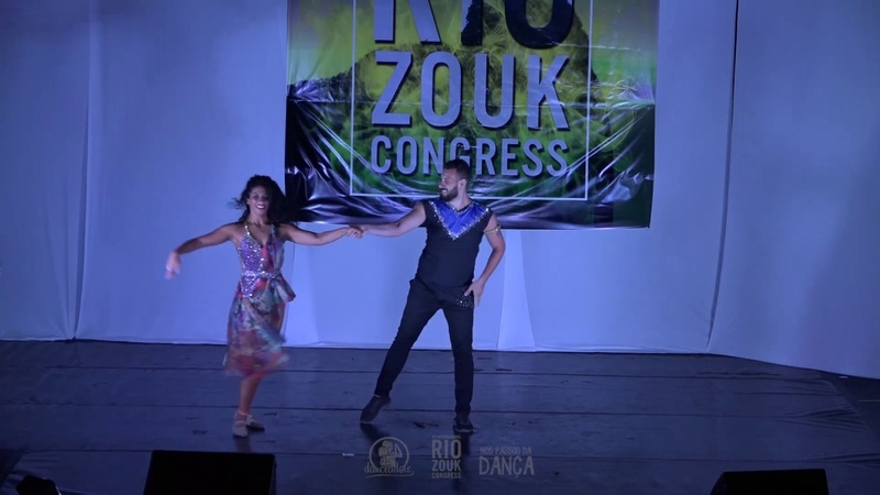 VII RIO ZOUK CONGRESS - Rhawann Moraes Ingrid Soter