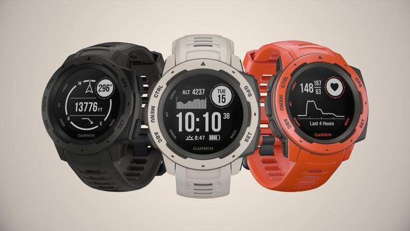 Garmin представила неубиваемые смарт-часы с GPS