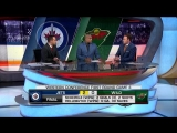 NHL Tonight: Jets win Game 4 Apr 17, 2018