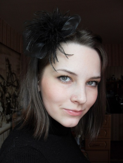 Диана Барабанова, 4 марта 1987, Санкт-Петербург, id8998224