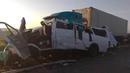 В Украине разбился белорусский туравтобус. Погибли пять человек.