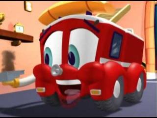 Финли Пожарная Машина   2с16с   Грузовая ревность. Мультфильмы для детей