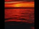 ❤👆 Залипательный закат безфильтров релакс отдых хорошиевыходные закат вечер море отпуск вино прибой турзелрулит