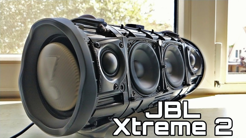 JBL Xtreme 2 EXTREME BASS TEST Low Frequency Mode
