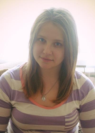 Катерина Ангельская, 25 ноября 1995, Новосибирск, id71659560