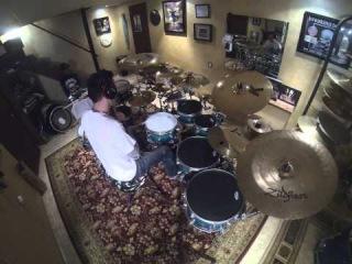 Chad Szeliga drum solo