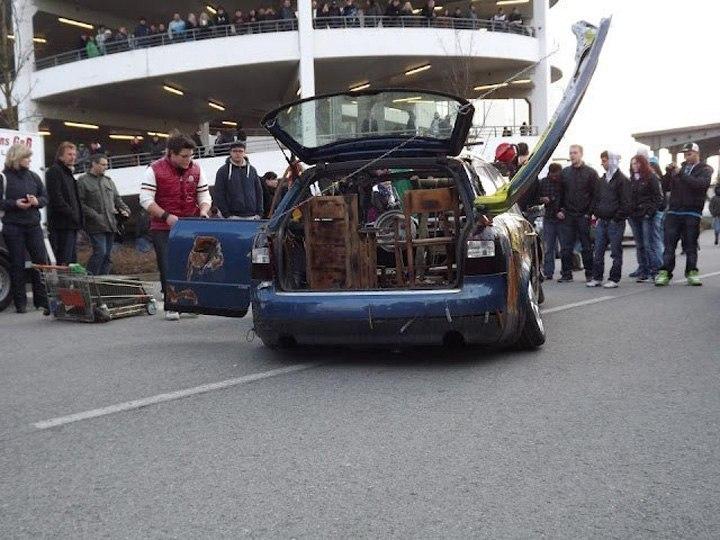 Новый тюнинг в мире авто