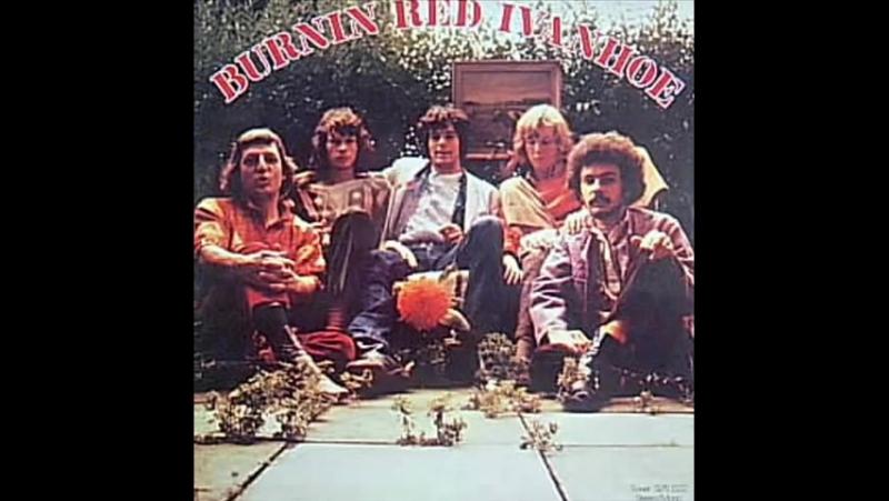 Burnin Red Ivanhoe - Rotating Irons@1970