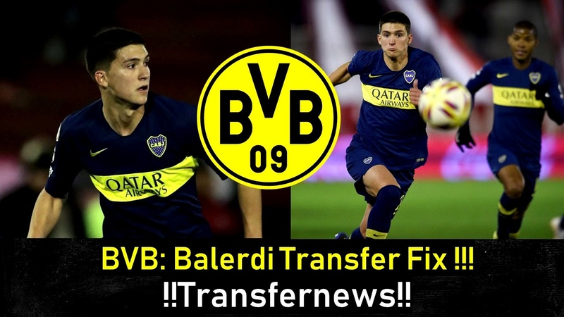 BVB: Leonardo Balerdi Transfer Fix