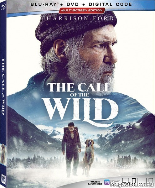 Зов предков / The Call of the Wild (2020/BDRip/HDRip)