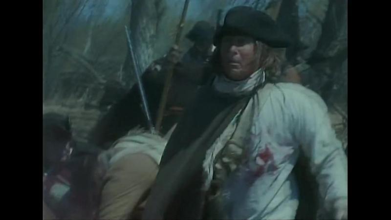 Переправа через Делавер (2000) Переправа Континентальной армии через реку под огнем англичан