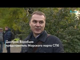 Что происходит на месте взрыва в здании Морского порта Санкт-Петербурга, рассказал пресс-секретарь